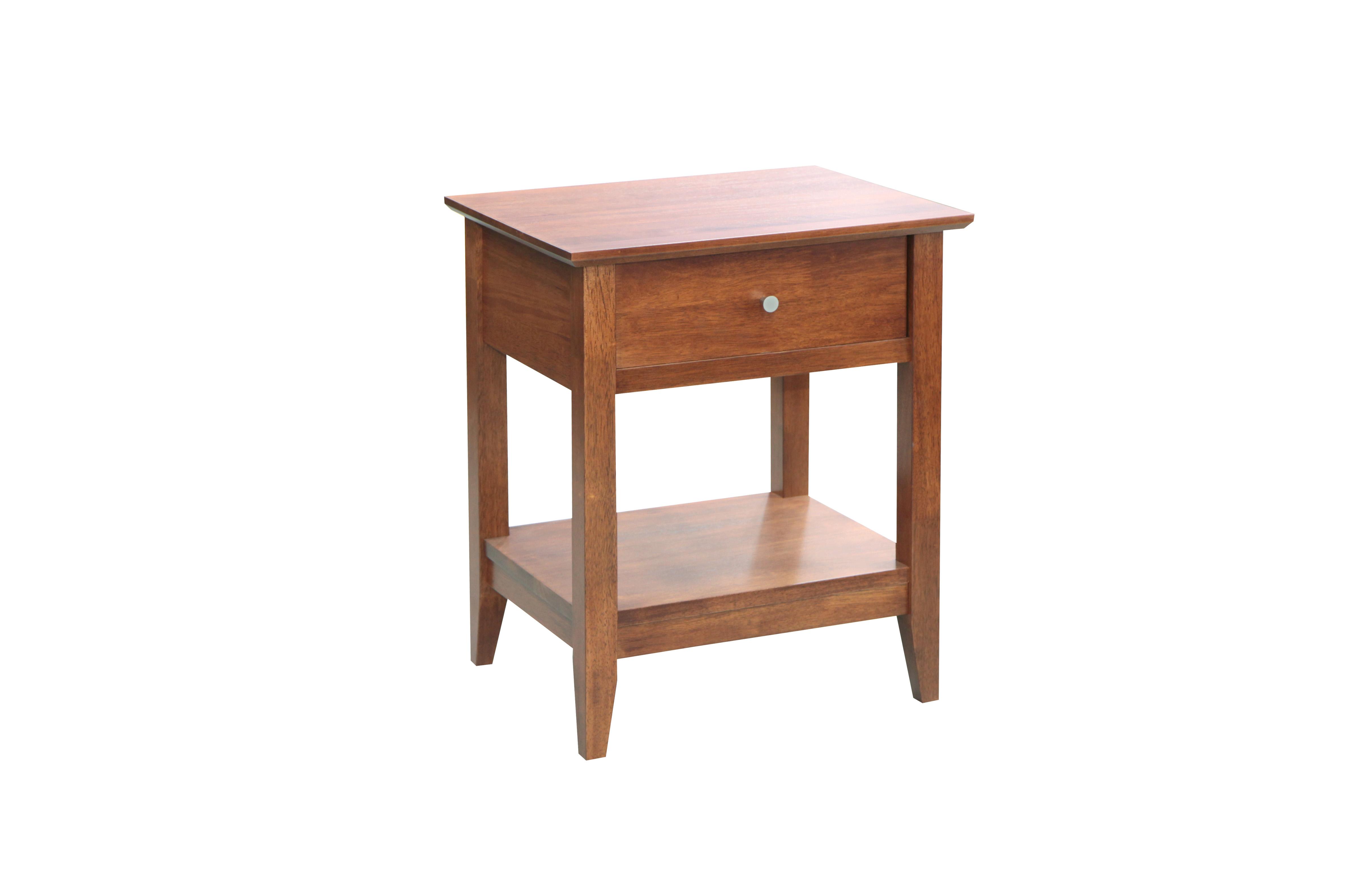 Quadrat 1 drawer bedside home high quality furniture for Quality furniture