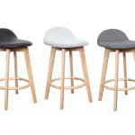 Caulfield Stool Group Nat
