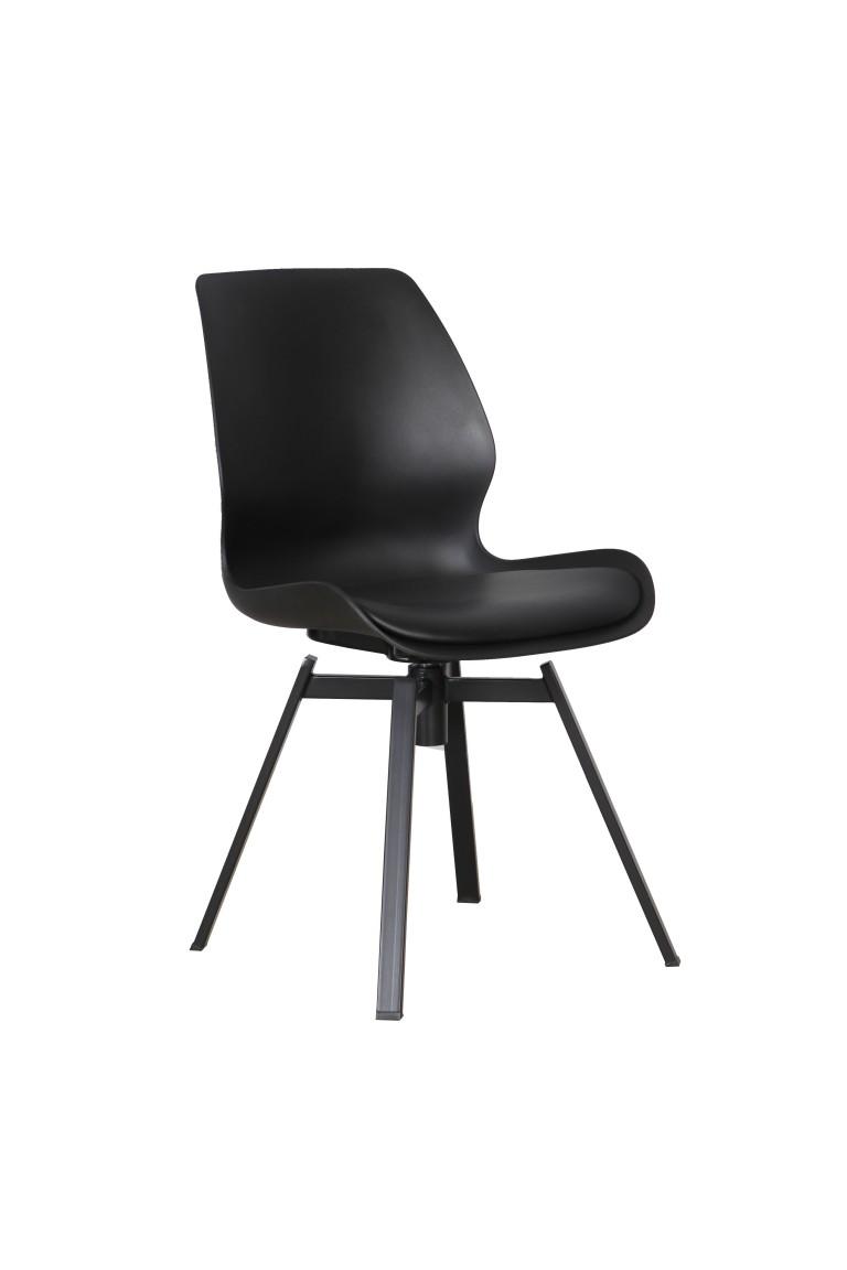 Leisure Chair Black Black